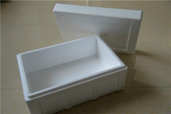 西安泡沫箱使用案例