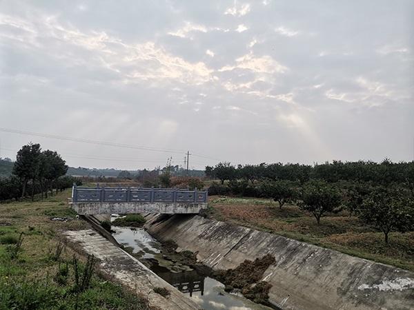 水利梯形渠