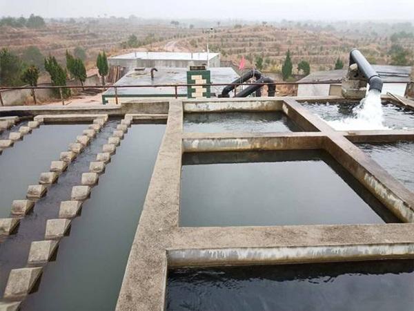 ??邓畯S供水工程