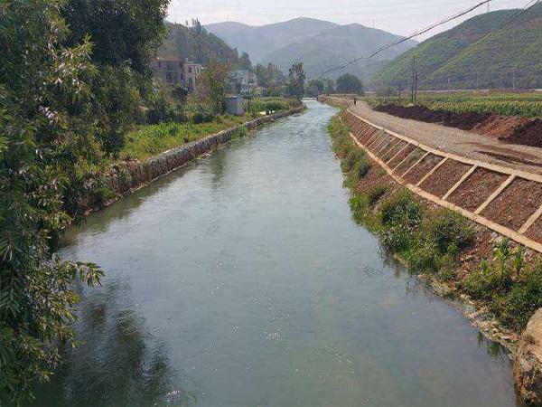 漳河卻集河整治