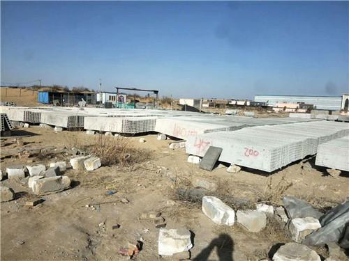 水泥隔墙板生产场地