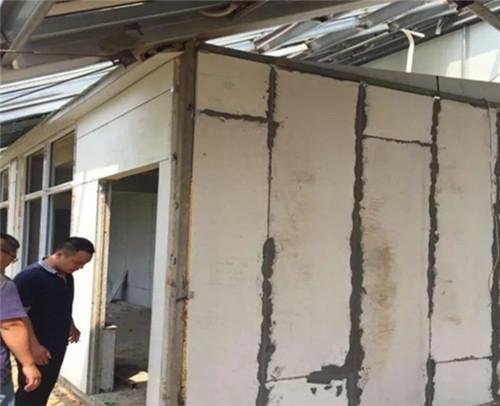榆林市榆阳区薛川昱水泥制品经销部告诉你隔墙板是一种新型节能墙体材料