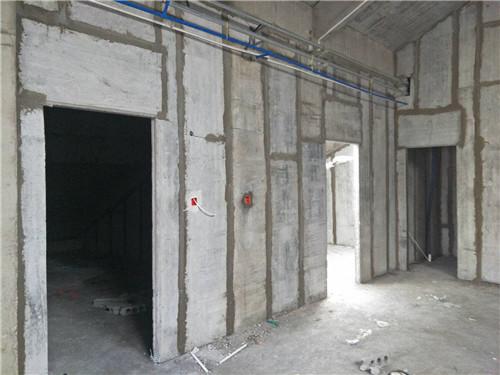 水泥围墙板不等于轻质隔墙板!