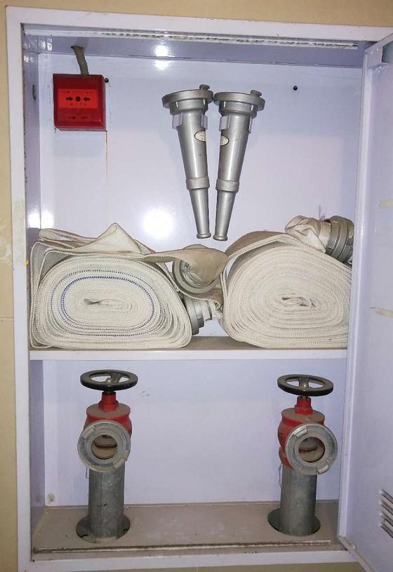 室内的消火栓应该如何维护保养?