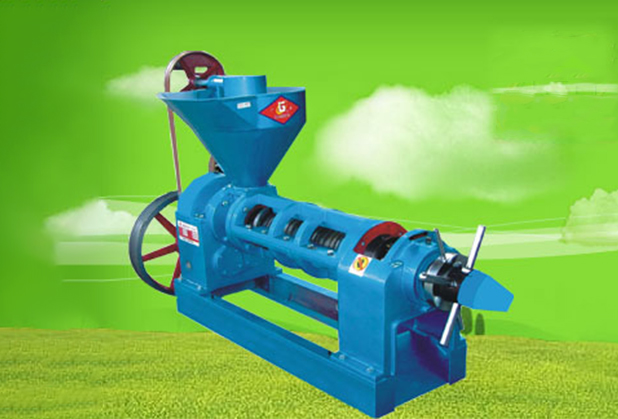 (2)自贡大型榨油机-120螺旋榨油机