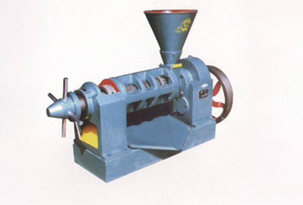 (1)四川新型榨油机-95型/10-5型普通榨油机