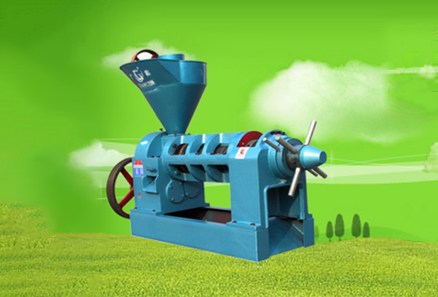 (5)广鑫牌家用榨油机-10(95)螺旋榨油机