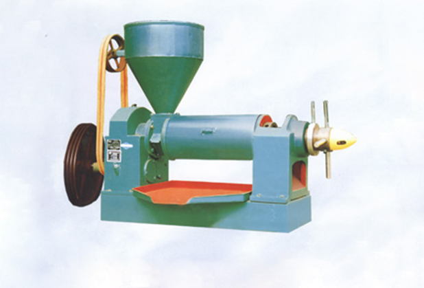 (2)四川新式榨油机-130-3系列螺旋榨油机
