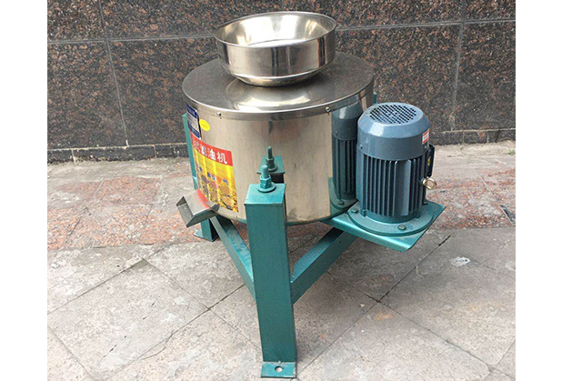 (3)四川无盖式离心滤油机