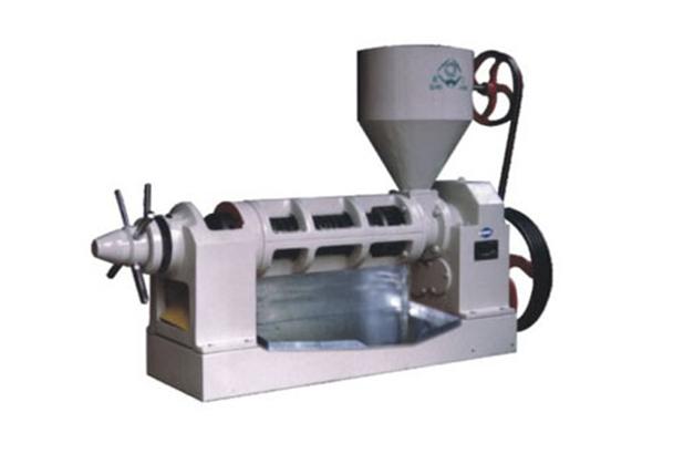 四川榨油机厂家-6YL-130JD系列电加热螺旋榨油机