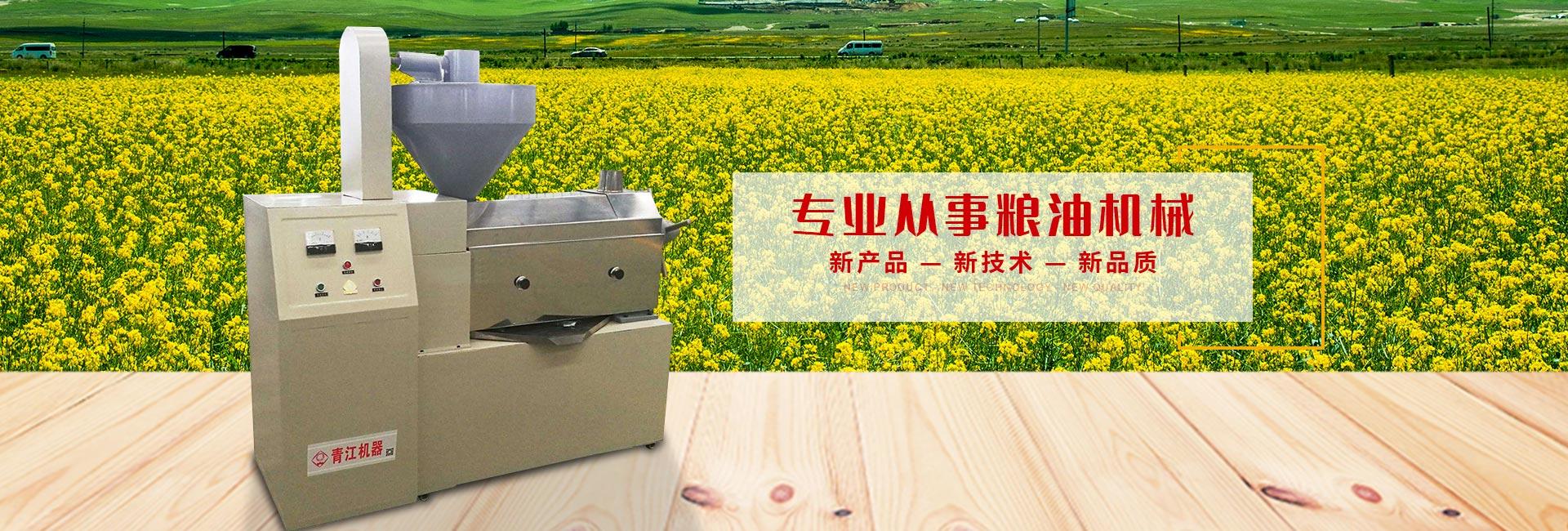 四川新型榨油机