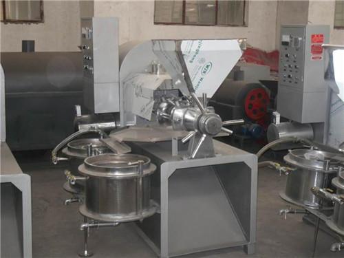 四川新型榨油机原理操作及使用