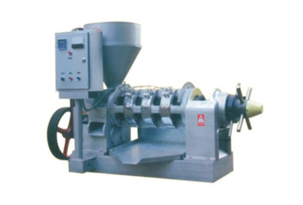 新型全自动榨油机的工艺流程