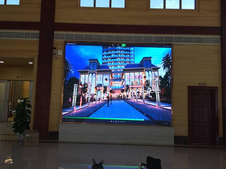 LED全彩显示屏在教育领域的巨大作用