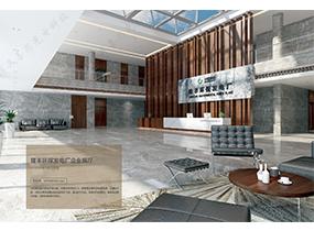 隆丰环保发电厂企业展厅