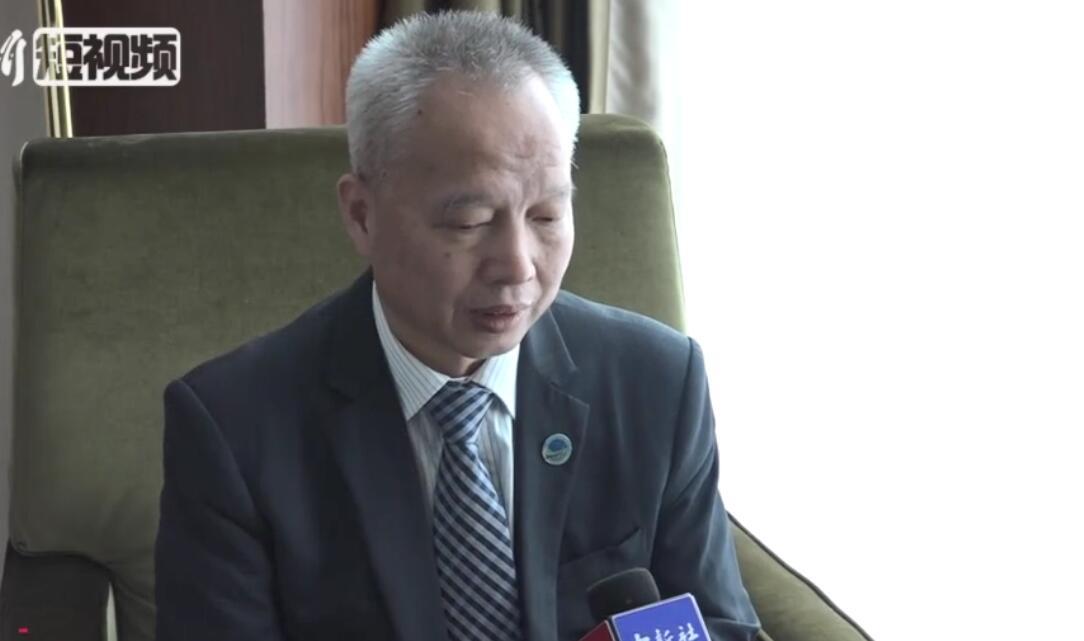 杨长风:北斗系统让中国时空信息掌握在自己手中