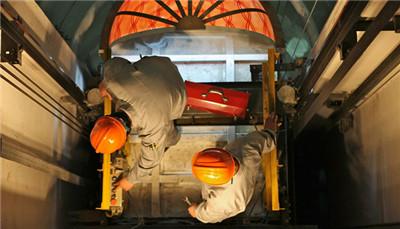 河南观光电梯维修