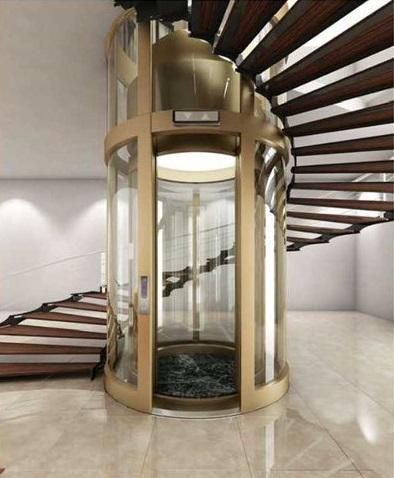 河南别墅电梯