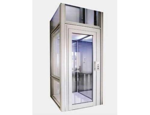 观光电梯安装案例
