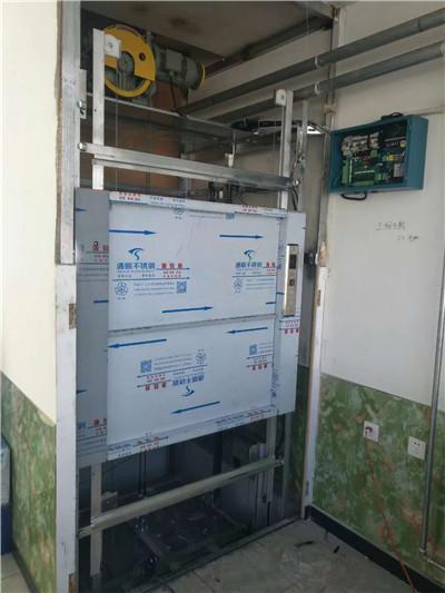 带您了解河南传菜电梯的功能以及一些质量的区分方法