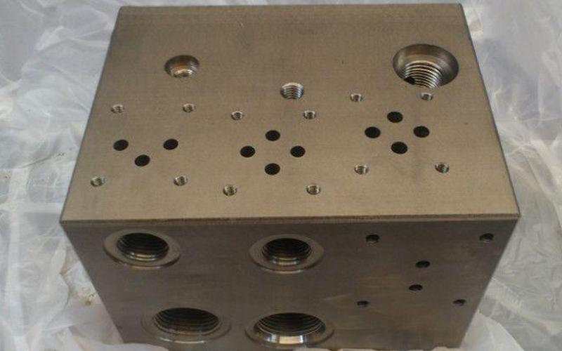 液压集成块在机床加工中怎么使用?