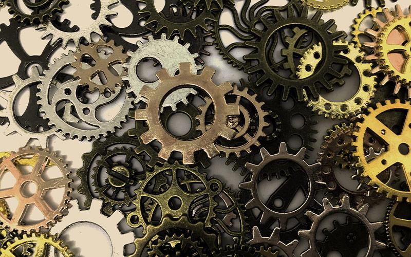 机械加工钛合金零件有什么特点