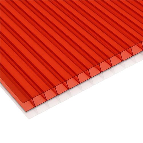 各种颜色中空板系列