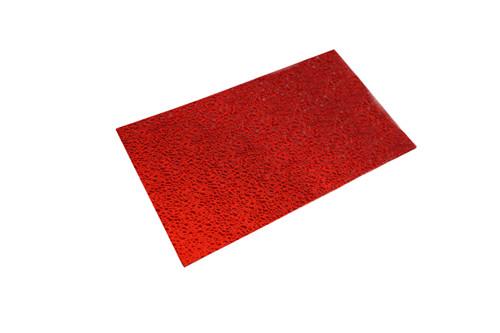 红色颗粒板