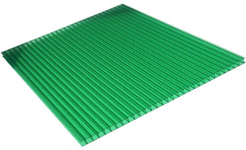 绿色晶亮板