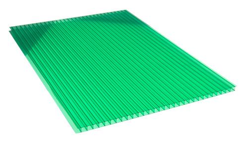 草绿中空板