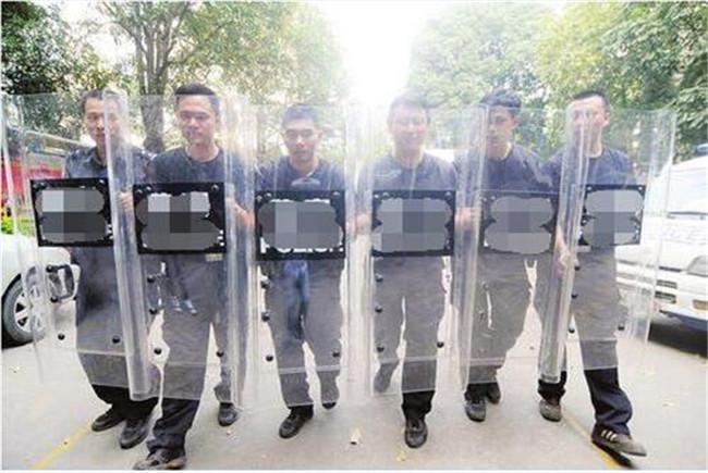 安保安防案例