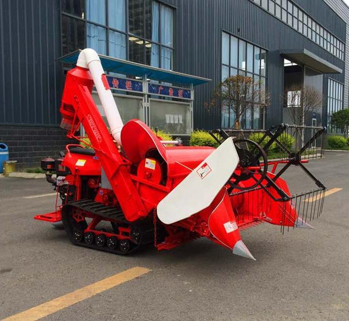四川山地收割机厂家浅析收割机使用时常见问题