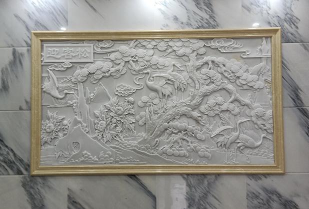 四川汉白玉浮雕厂家