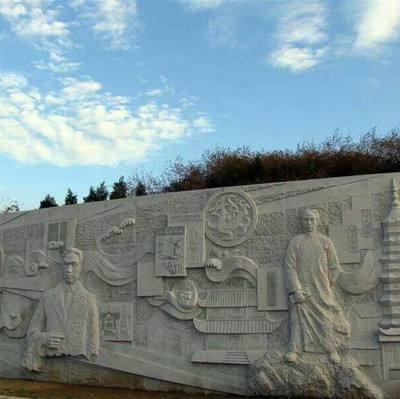 关于四川汉白玉浮雕的优点你了解多少呢?
