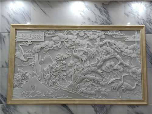四川汉白玉浮雕案例