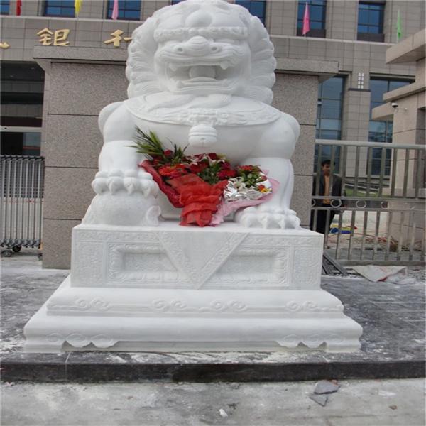 汉白玉雕塑