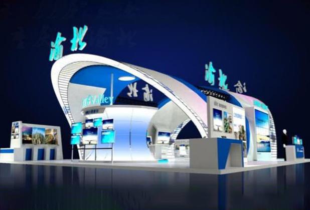 四川展示展览设计公司
