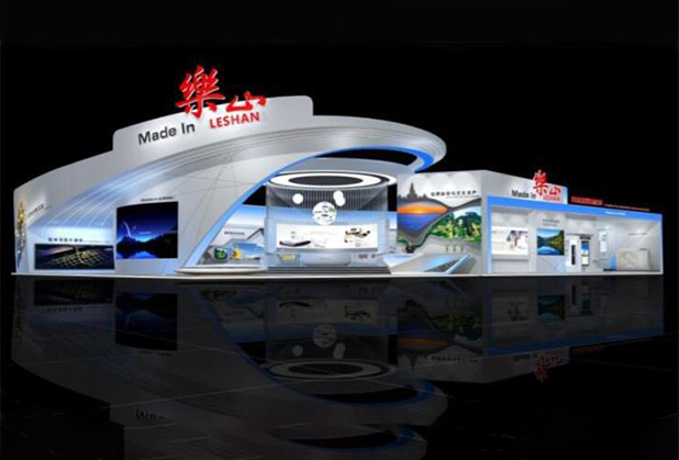 四川展示展览设计搭建