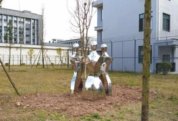 四川不锈钢雕塑制作