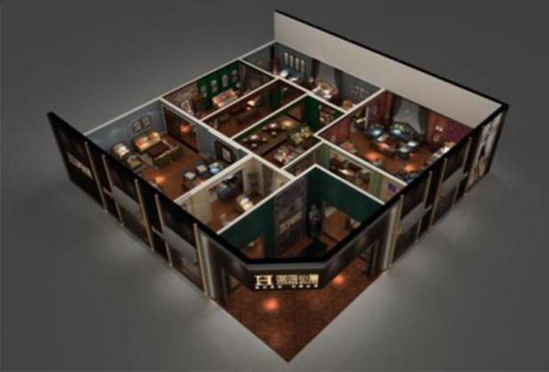 展示展览设计