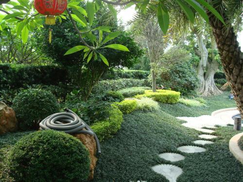 四川园林绿化工程施工要点