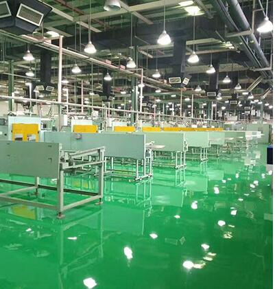 工业厂房地坪