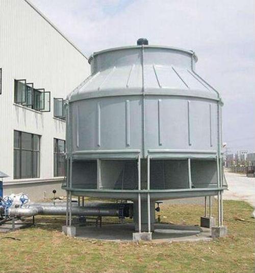 山西圆形系列冷却塔