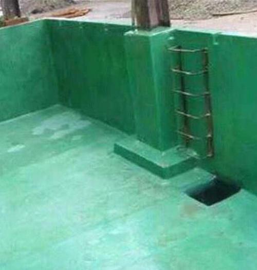 污水池防腐施工