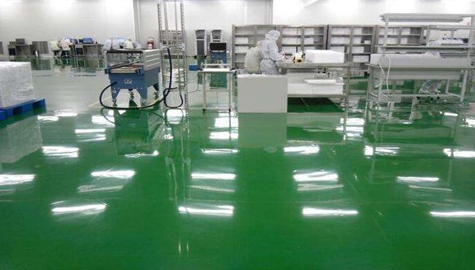 环氧体育热博材料在施工的时候有什么具体的施工要求吗?