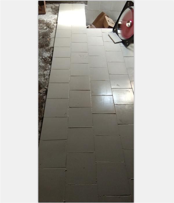 水泥池耐酸砖防腐