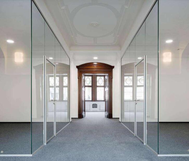 如何灵活运用空间——玻璃隔断