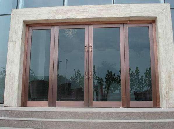 玻璃钢门窗特点