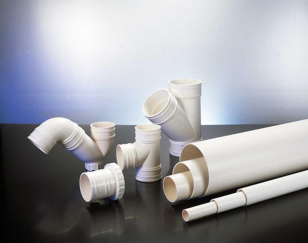 pvc-u排水管材、管件