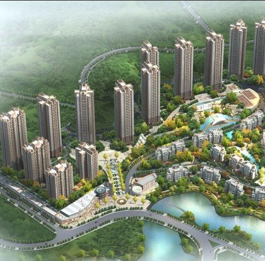 重庆·万州·康德天子湖